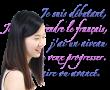 一对一法语课 – Cours individuels de français