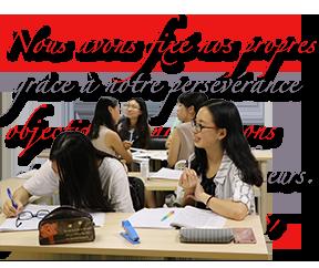 TCF/TEF班 – Cours de préparation aux TCF et TEF